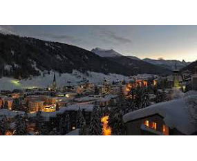 Dr. Karch recently traveled to Davos