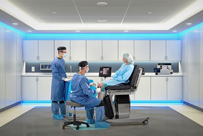 Nanoscopic Surgery at Mammoth Orthopedic Institute