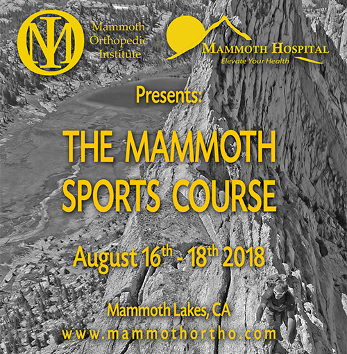 The Mammoth Sports Course